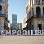 In piazza Duomo è TEMPO DI LIBRI