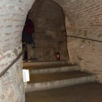 The steps in the White Tower