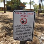 Main part: no tobacco in some areas