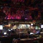 Near the bar