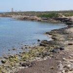 Sabratha by the sea