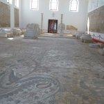 museum floor mosaic