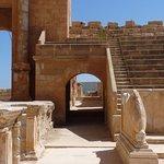 amphitheater exit