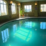 Large Heated Indoor Swimming Pool