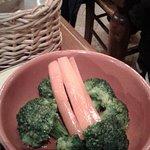 contorno di verdure cotte