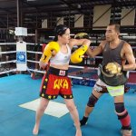 Kobra Muay Thai Boxing Stadium Foto