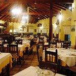 Amplio salón - Restaurante Don Charras en Paraná