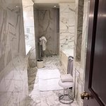 Executive Deluxe Room Bathroom. Beautiful marble.