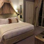Park Suite bed.