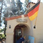 The Germany home