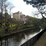 Grand villa overlooking the Regent's canal