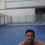 Pool at 16 floor