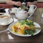 Eggs Benedict Gluten Free