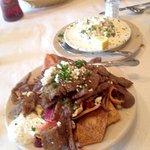 Bild från Hummus & More