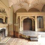 Der große (restaurierte) Saal