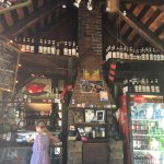 Inside cofee shop