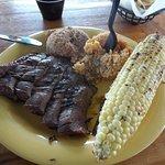 my steak meal