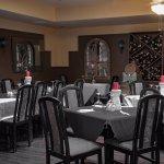 Back dining room, Coco Jarry's Restaurant, summer 2016. Photo Credit: RL McDonald.