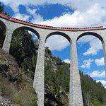 Landwasser Viaduct, near Filisur