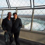Top of the Skylon Tower