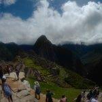Foto de Machu Picchu
