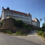 Colditz from a distance
