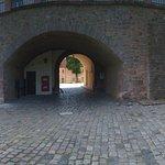 Main gate at Colditz