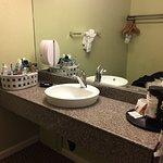 Sink/Closet area