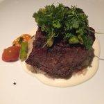Filet Mignon at Le Cellier Steakhouse