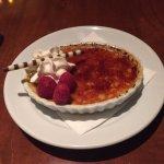 Maple Creme Brûlée at Le Cellier Steakhouse