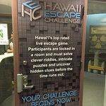 Hawaii Escape Challenge