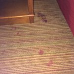 Blood on the carpet #1