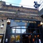 The Minories> Next to Tower Bridge Underground Stop