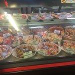 deli counter salads