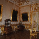 Left side of the grand dining room
