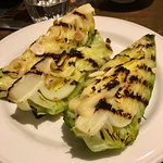 Chargrilled Hispi Cabbage
