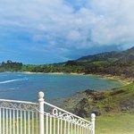 Riu Cove from above