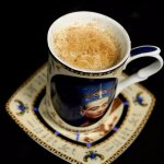 Chai tea- served with Chef Ehab's mixture of spices.