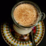 Egyptian Humour- made with cinnamon and ginger.