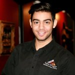 Youssef- one of our great servers at Taste Of Egypt