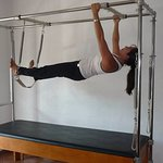 Pilates aids in the rehab from knee, hip, back and other surgeries.