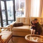 1-bedroom suite on 16th floor