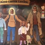 Grand Canyon Caverns Inn Foto