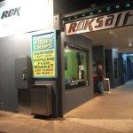 Aussies enjoy Roc Salt Fish & Chips