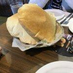 Great fresh warm bread