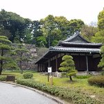 Guard Building that housed Samurai