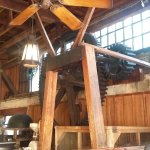 Inside Restaurant - Mill Gears