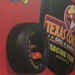 Racing items on wall 4-22-17
