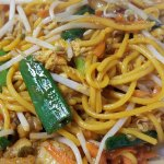 Our Lo Mein is great for adults and easy for children to eat, too!