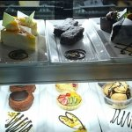 Cakes in the Captain Cook Cafe